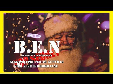 Live B.E.N Weihnachtsgala 2.0, ID.3 Richtigstellung, VW-Laderoboter, Gewinnspiel, #staysono? 😏
