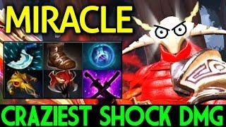 Miracle- Dota 2 [Sven] Craziest Shock Damage !?