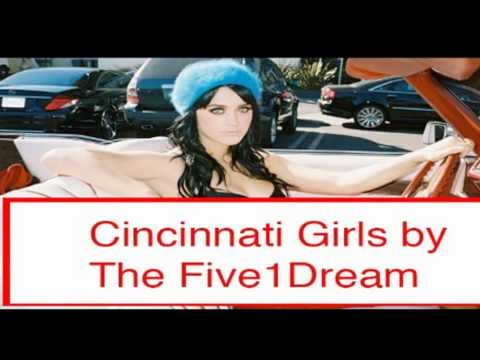 """Cincinnati Girls"" (California Girls REMIX) by The Five1Dream"