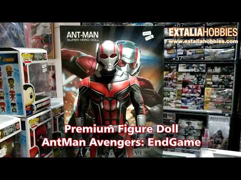 Premium Doll Figure Antman Avengers Endgame