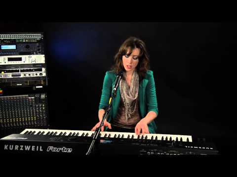 "Kurzweil Forte - Hannah Holbrook performs ""When the Sky Fell"""