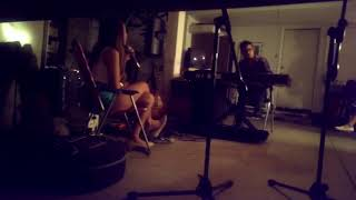 "Download ""Slow Motion"" - Karina Pasian (Garage Jam) w/ Katrina Briones & Stephen ""Fin"" Costales"