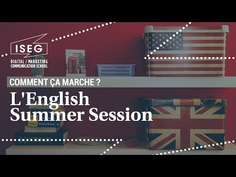 L'English Summer Session