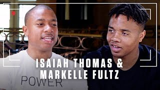 Markelle Fultz & Isaiah Thomas Put the Past Year Behind Them | The Players' Tribune