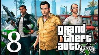 """Grand Theft Auto V   En Español   Capítulo 8 """"Laberinto de cristal"""""""