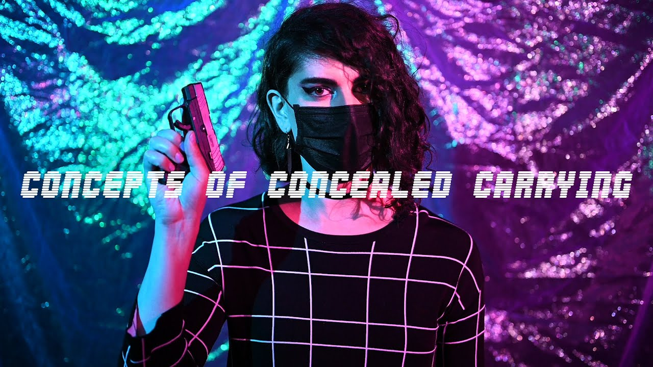 Concepts of Concealed Carrying