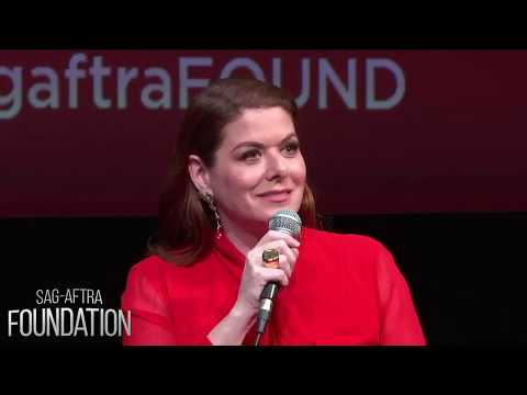 Debra Messing on auditioning 'that five minutes, that's your time'