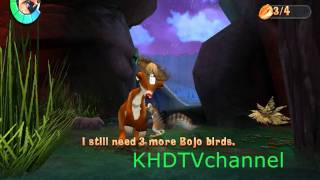 Ice Age 2 The Meltdown PC Walkthrough part 5 - The Sloth Village