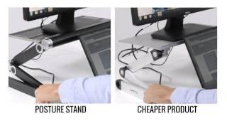 Posture Stand - BackPainHelp.com