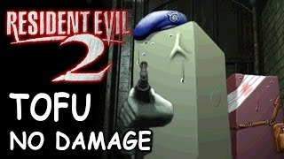 "RESIDENT EVIL 2 / TOFU ""THE SURVIVOR"" / NO DAMAGE"