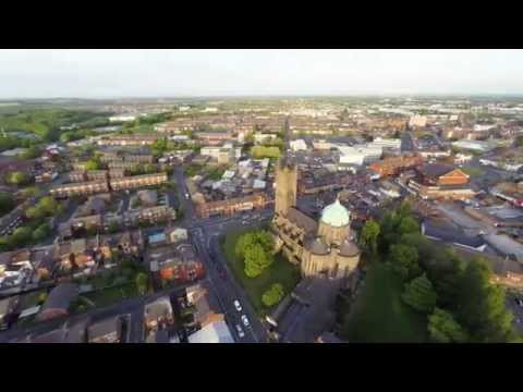 St Helens Part 1     Town Centre
