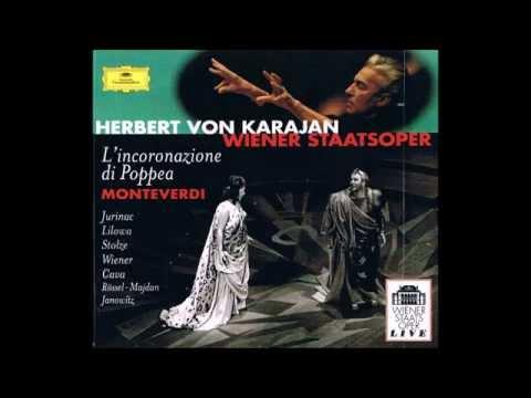 Monteverdi  L'incoronazione di Poppea