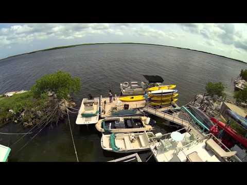 Boatel Vacation House Boats in the Florida Keys @ Key Largo