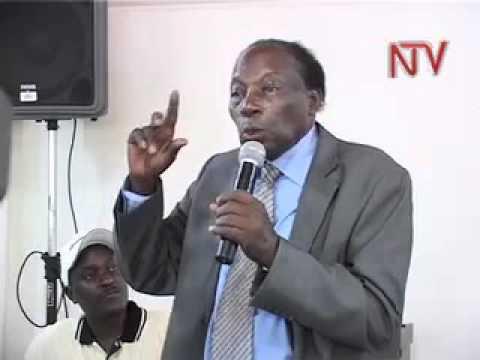 Kanyeihmba attacks Civil groups