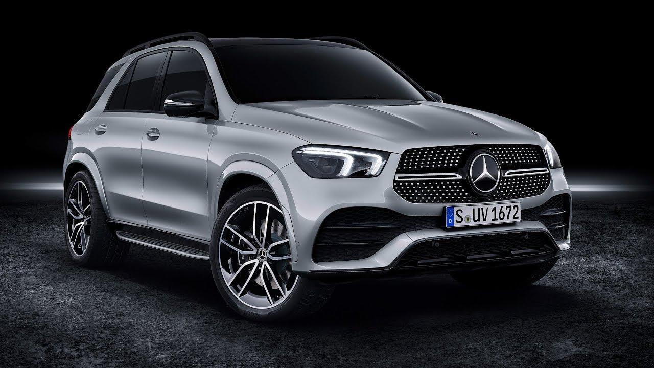 2019 Mercedes Benz Gle 450 4matic Exterior Interior Studio