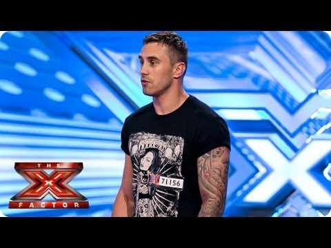 Jospeh Whelan sings Always  Bon Jovi  Room Auditions Week 4  The X Factor 2013