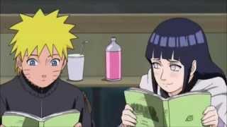 Naruto and Hinata - Almost Paradise