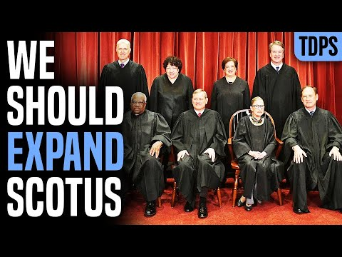 Yep, It's Time to Expand the Supreme Court