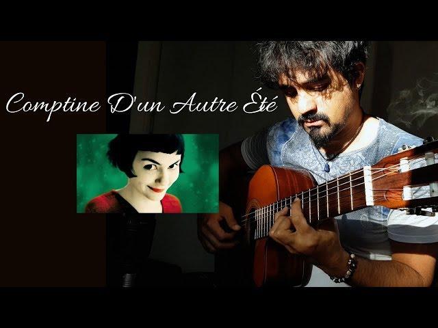 REMAKE Comptine D'un Autre Été on Classical Guitar (Yann Tiersen) by Luciano Renan
