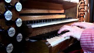 Gabrieli - Ricercar del decimo tono 'per tutti i tipi di strumenti a tastiera (1595)