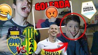 Aldosivi vs Boca | Torneo Primera Division | Reaccion Hermanos