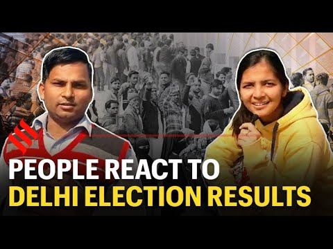 Delhi Assembly election results: It is victory of people of Delhi, says ...