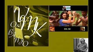 Jiya Jale Jaan Jale Hindi Instrumental Karaoke Cover on Banjo Bulbul Tarang