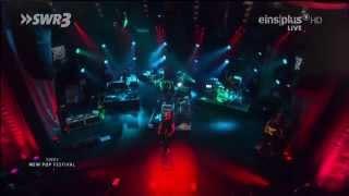 Die Fantastischen Vier @SWR3 New Pop Festival LIVE