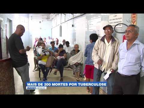 """Band Cidade - """"Mais de 200 mortes por tuberculose"""""""