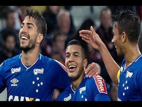 Atlético-PR 0 x 2 Cruzeiro, Melhores Momentos - Série A 12/07/2017