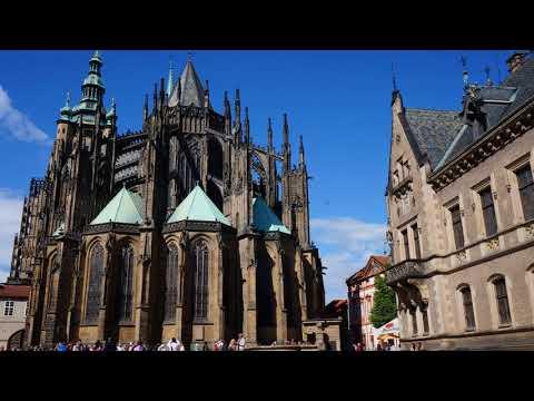 St. Vitus Cathedral  - Prague (Czech Republic)