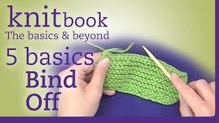 Knitbook: Bind Off