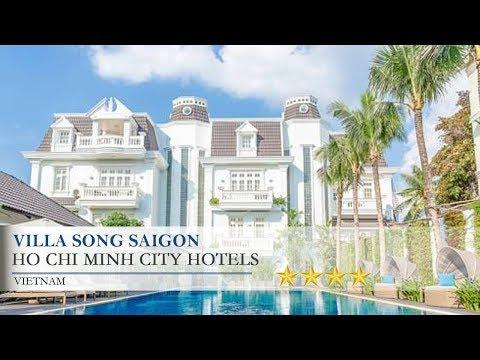 Villa Song Saigon - Ho Chi Minh City Hotels, Vietnam