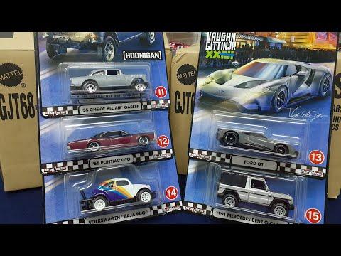 Unboxing | Hot Wheels Premium Boulevard Dash C 2020