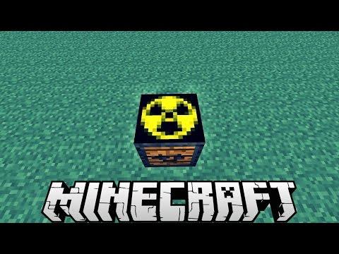 atom bombasi patlattim   minecraft silah modu