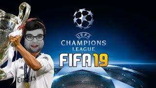 ???? Fifa19 PL UEFA Champions League / Amator / Pelna Wersja #PC #NAŻYWO #fifa19 - Na żywo