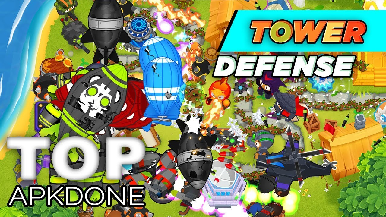 10 Best Tower Defense games for Android - Apkdone