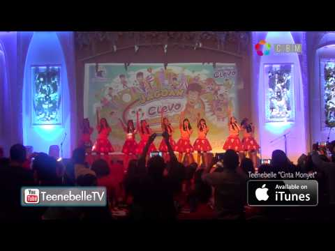 Teenebelle - Laskar Pelangi [Live at Banjarmasin]
