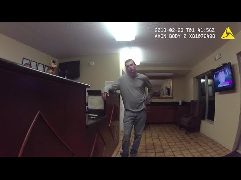 Travis Reinking outburst drew police to Alcoa motel in February