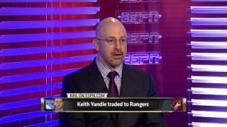 ESPN Rangers Yandle Trade