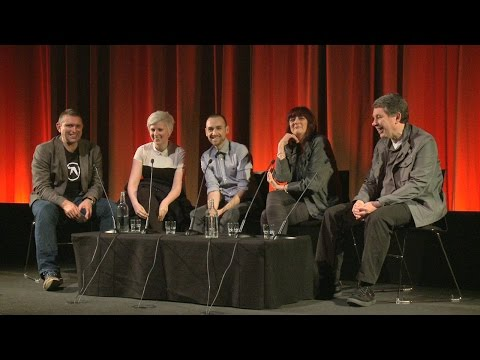 Industrial Soundtrack for the Urban Decay Q&A | BFI