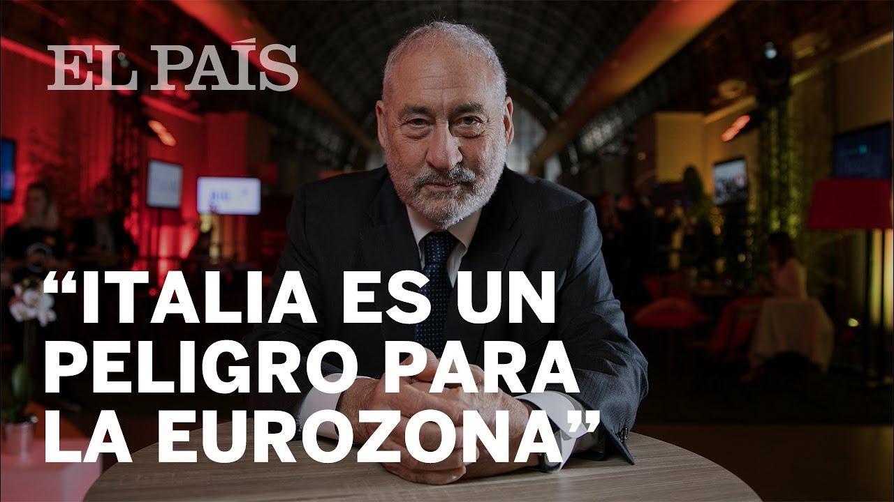 """STIGLITZ: """"Que España suba el salario mínimo es lo correcto"""" - YouTube"""