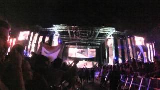Hardwell Ultra Europe 2014 intro