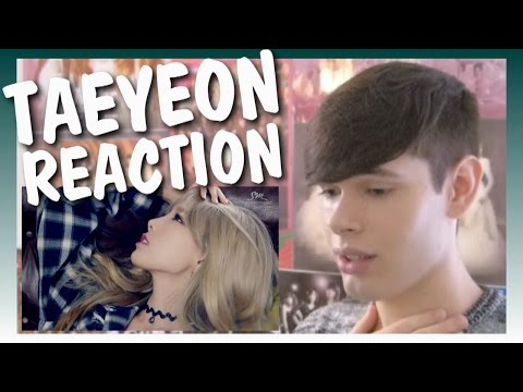 MV Reaction | TAEYEON 태연_ I (feat. Verbal Jint)