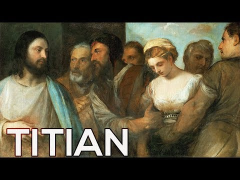 Titian: A collection of 255 paintings (HD)