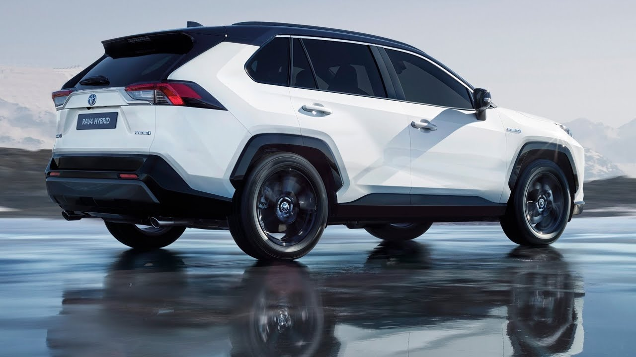 2019 Toyota Rav4 Hybrid Review Youtube