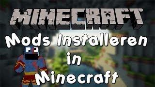 Minecraft: Mod spotlight - Mod Installeren!