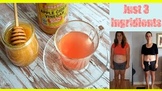 Overnight Fat-Burning Liquid bomb | Just 3 Ingridients
