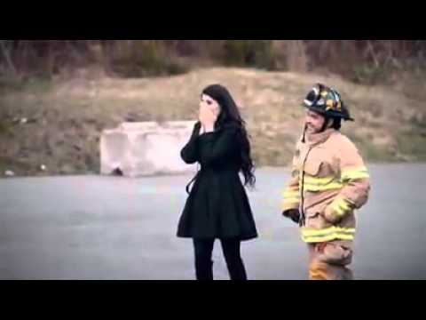 On Youtube Watch This Firefighter Proposal That Went Viral Youtube