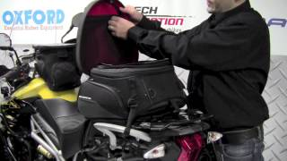 Bags-Connection EVO Rearbag Luggage System Features